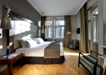 Eurostar Hotel Prague