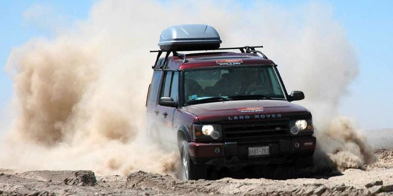 4x4 Land Rover experience