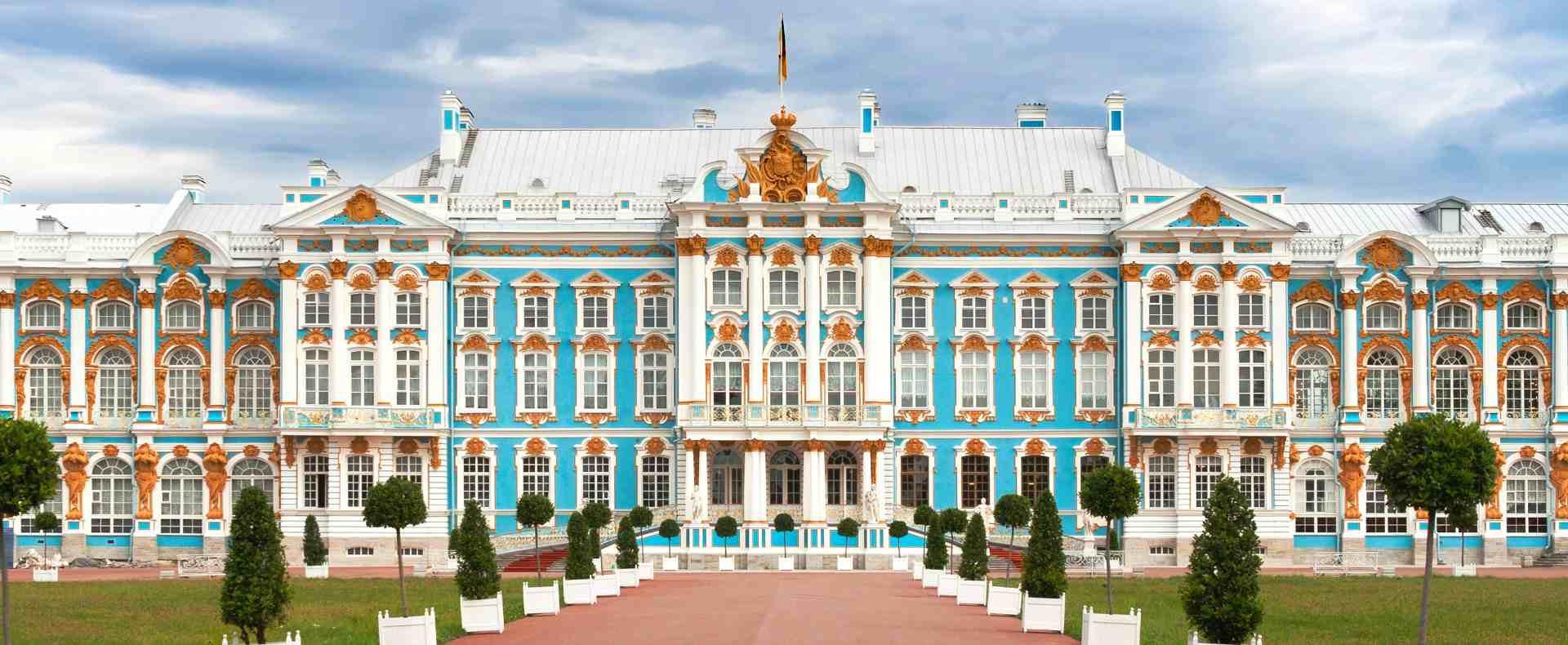 Catherine's Palace (Tsarskoye Selo), Saint Petersburg