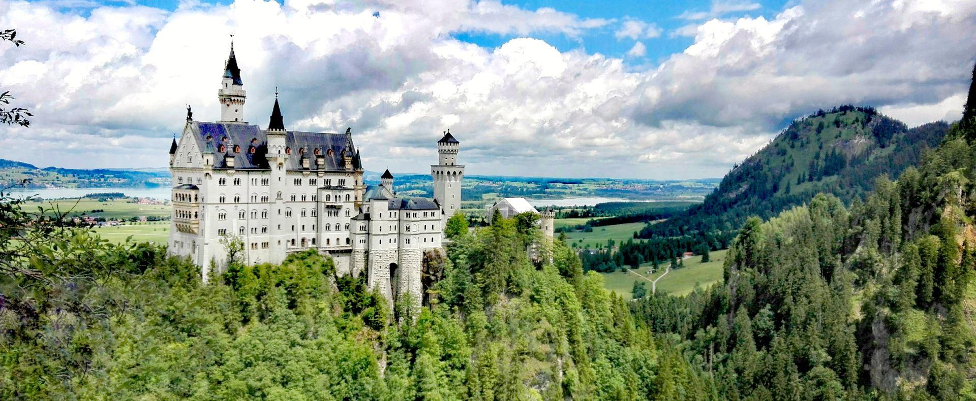 Neuschwanstain Castle, Germany