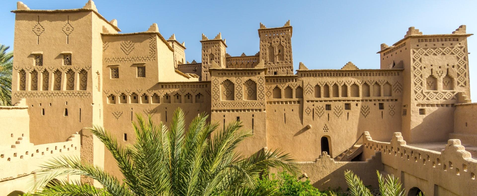 Skoura Oasis, Morocco