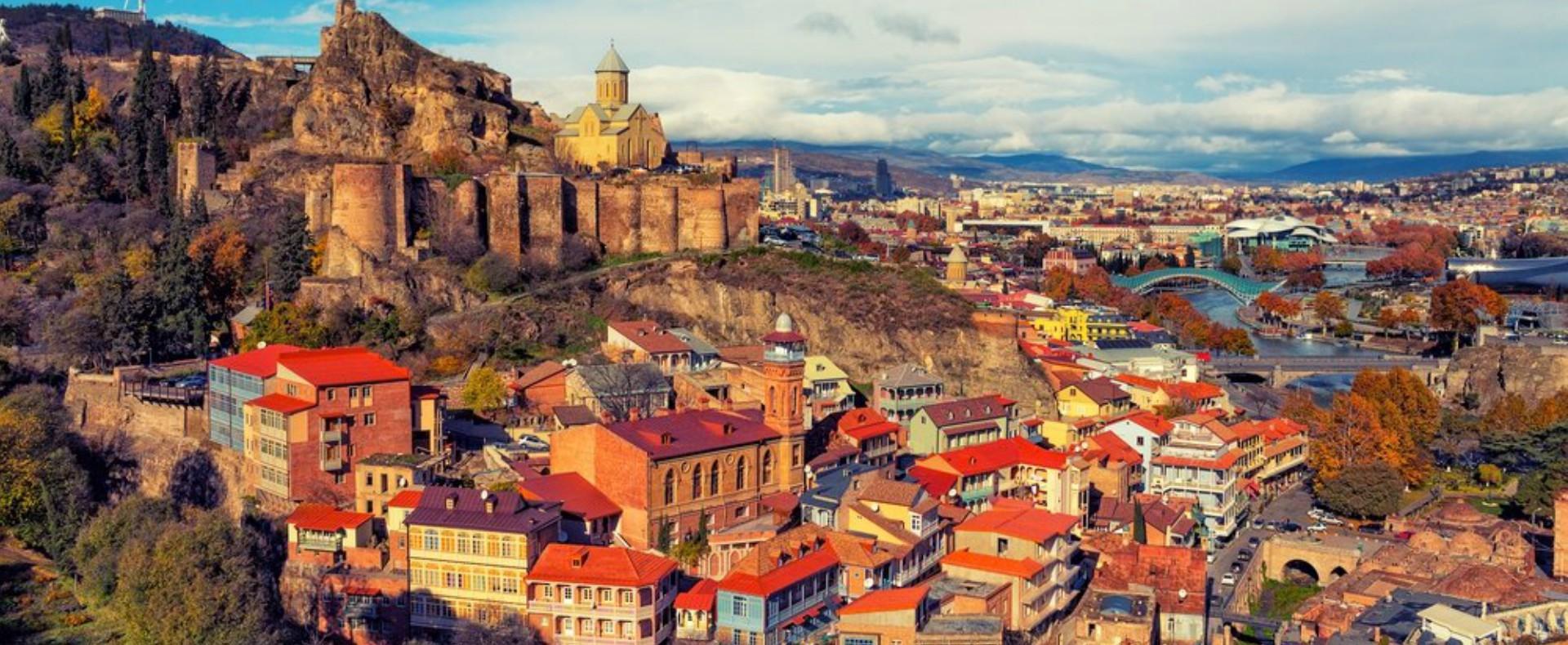 Tbilisi city, Georgia