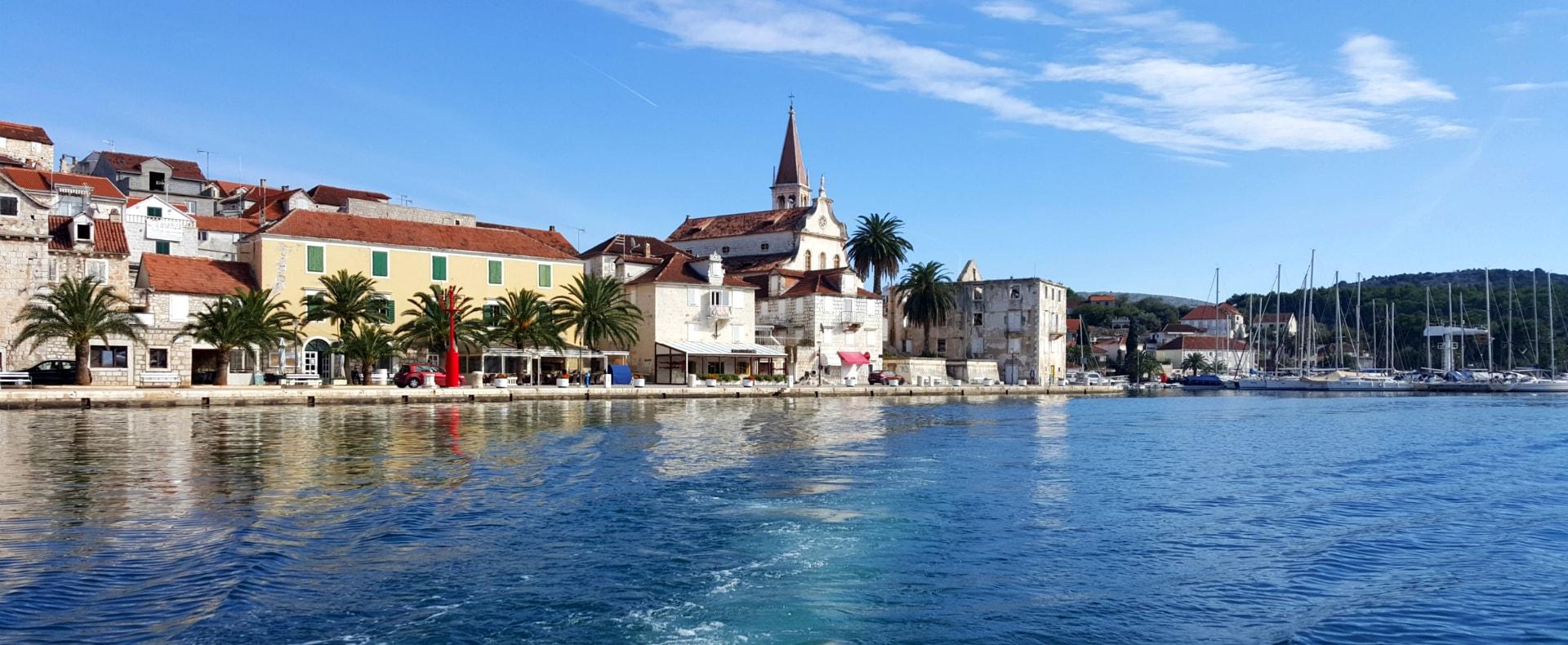 Milna, Brac, Croatia