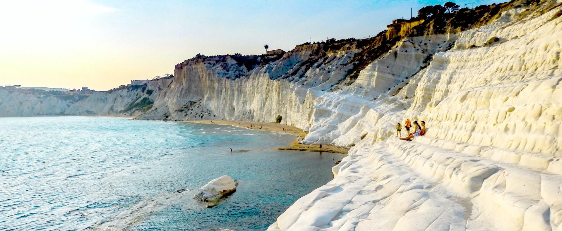 Scala dei Turchi Cliffs