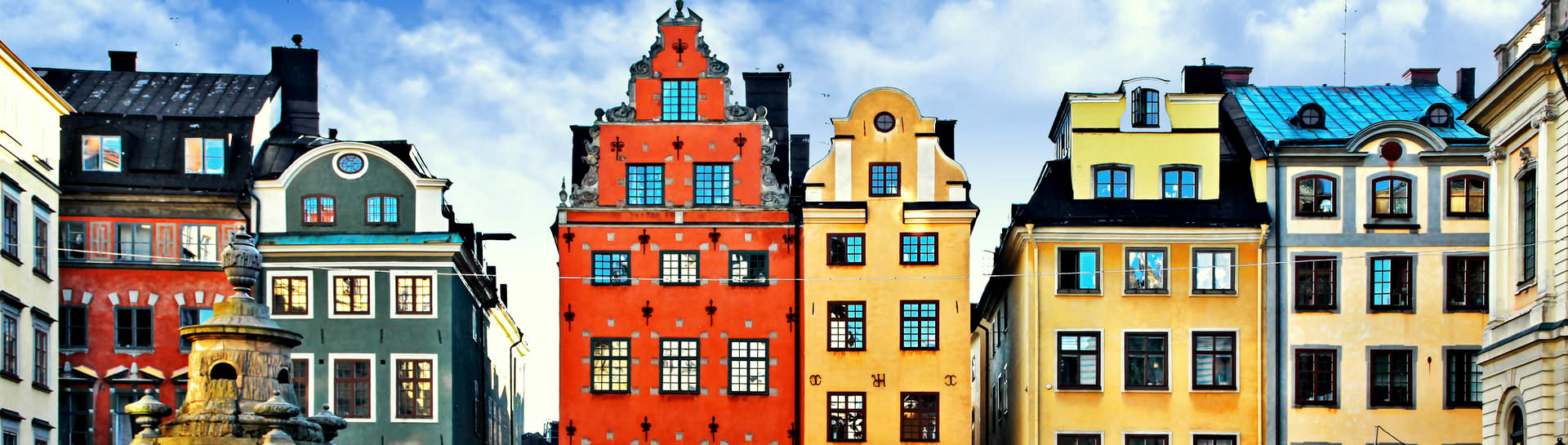 Visit the heart of the Old Town, Stortorget, to enjoy its famous Christmas market on your winter Sweden trip