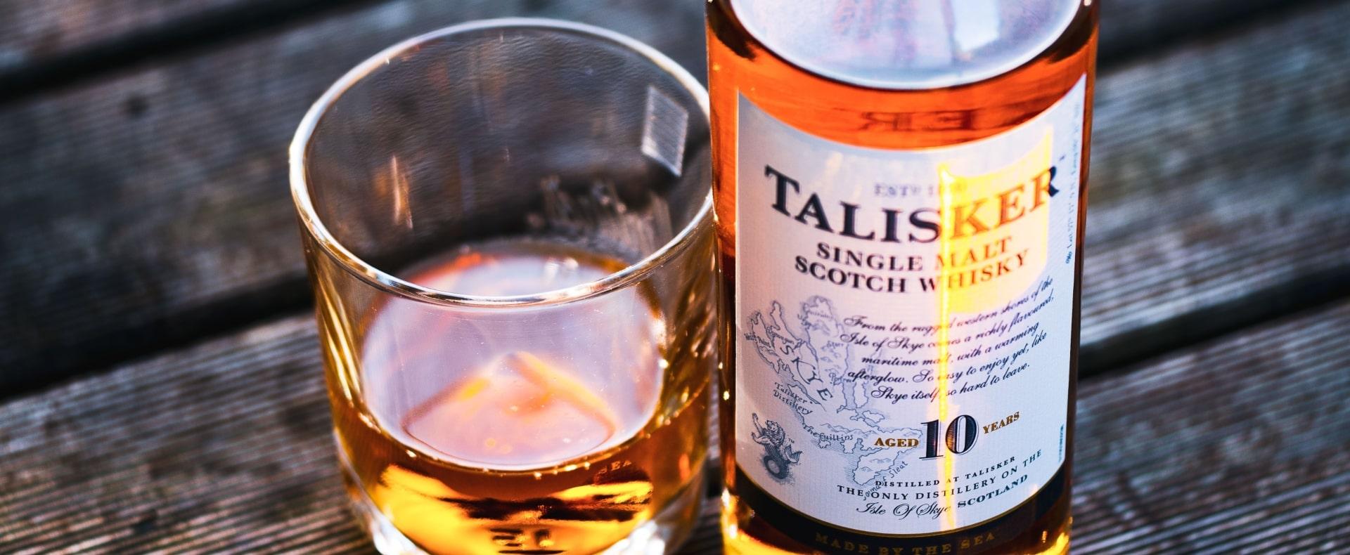 Talisker Distillery Experience Gallery