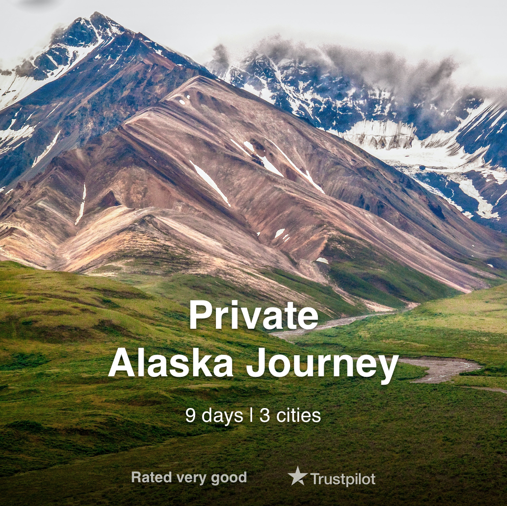 Private Alaska Adventure Tour