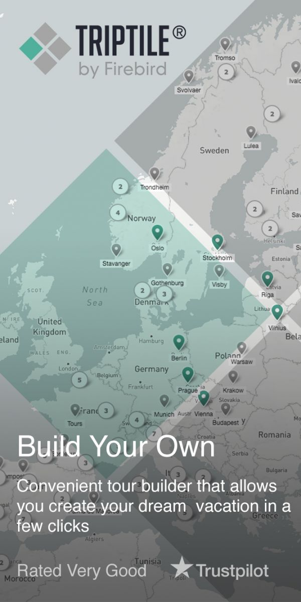 Build Your Own Tour