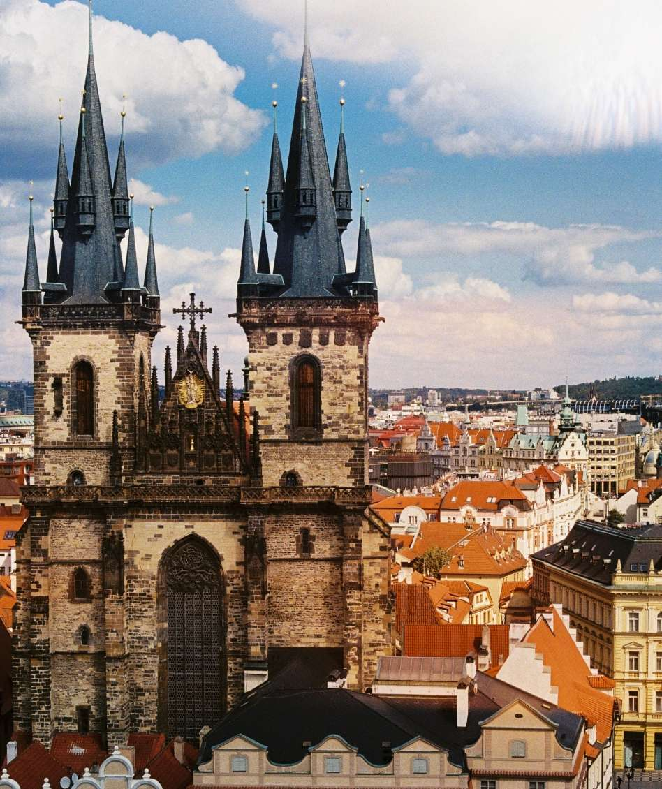 Highlights of Czechia tours