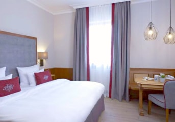 5 nights at centrally-located 4-star hotel (Superior Room)