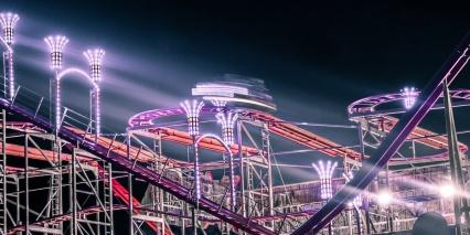 Liseberg Theme Park, Sweden