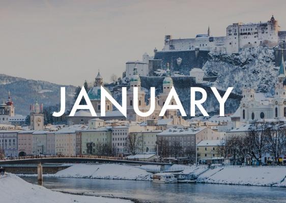 Celebrations in January