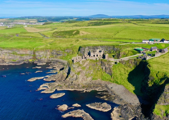 Top 10 Castles to See in Northern Ireland