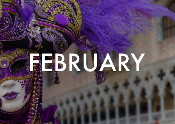 Top 4 Events in February You Shouldn't Miss