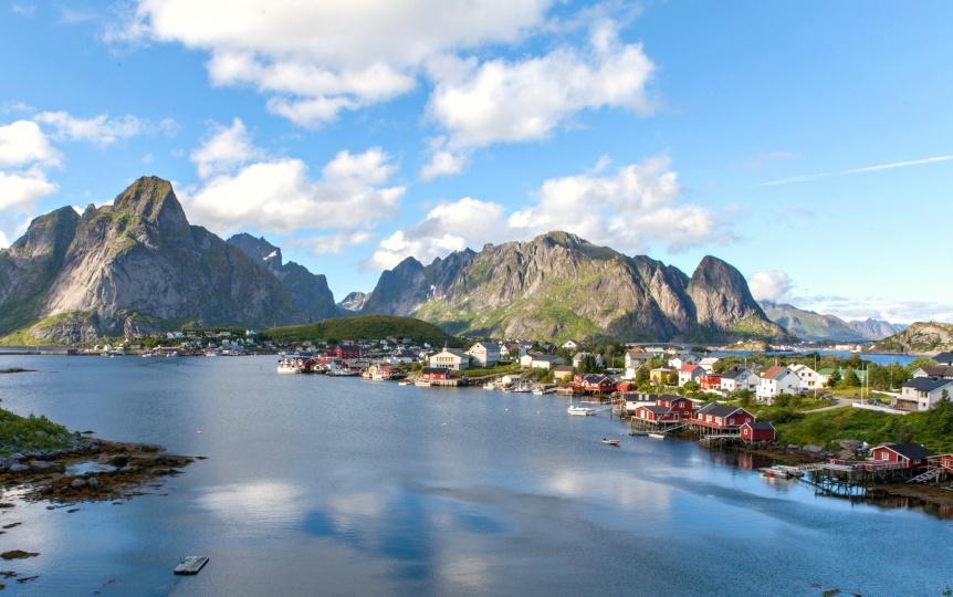 Lofoten Island Norway