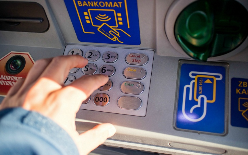 ATMs in Russia