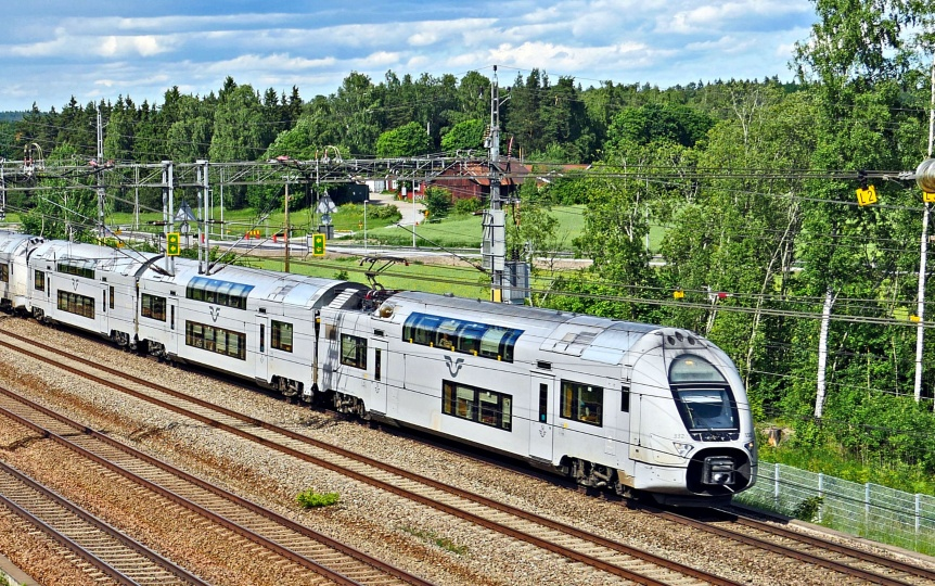 Norway Train