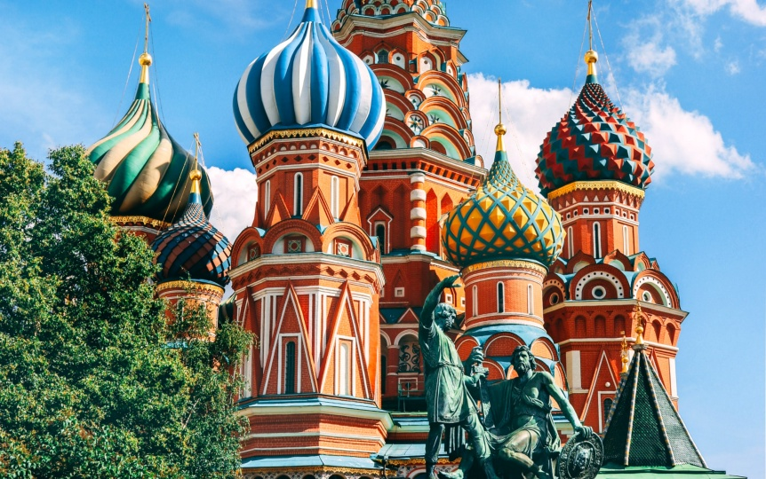 Why Visit Russia?