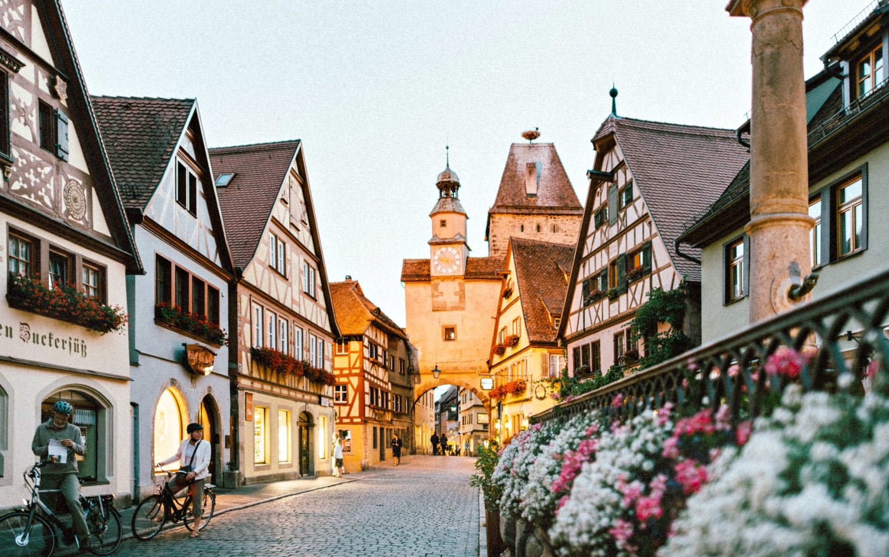 Germany Travel Advice by Firebird Tours