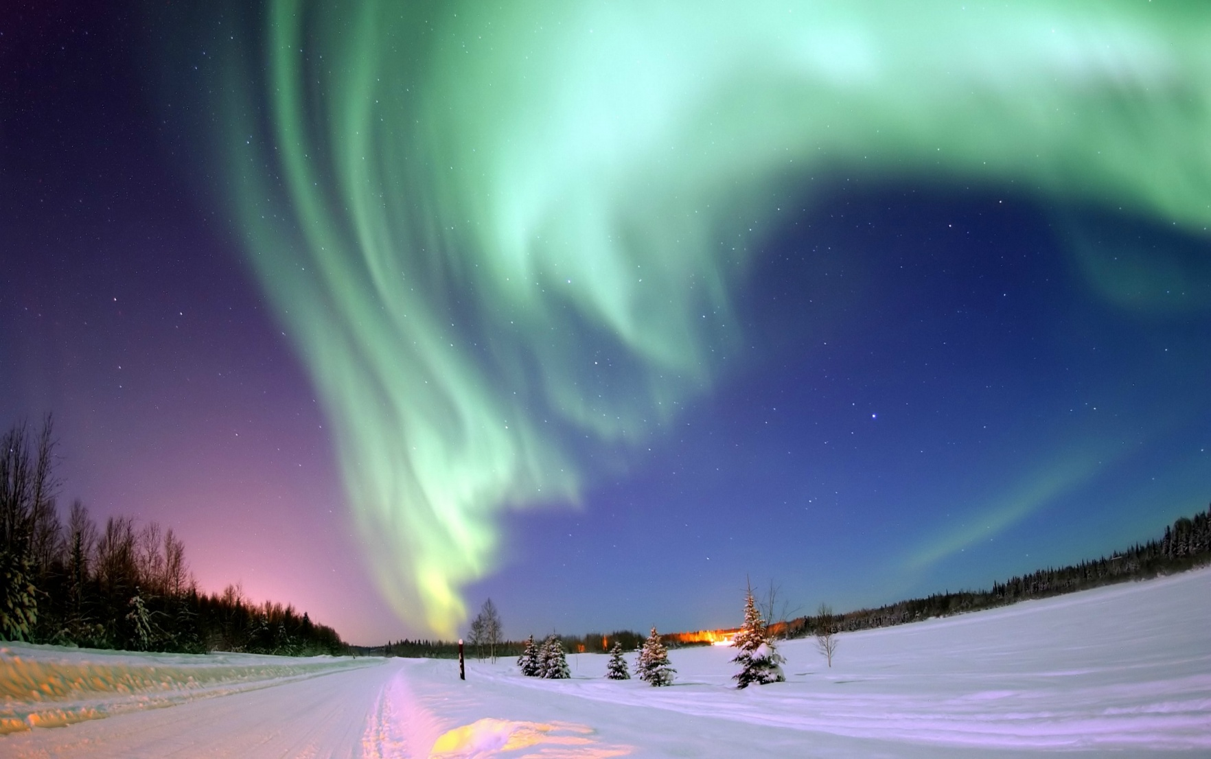 5 Best Places to Spend the Winter Holidays in Scandinavia