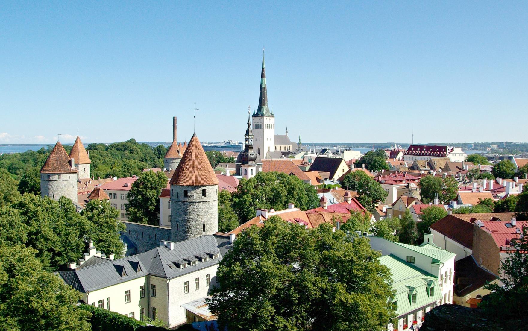 Estonia Castle