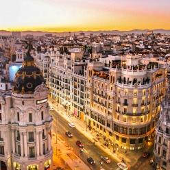 Spain Madrid