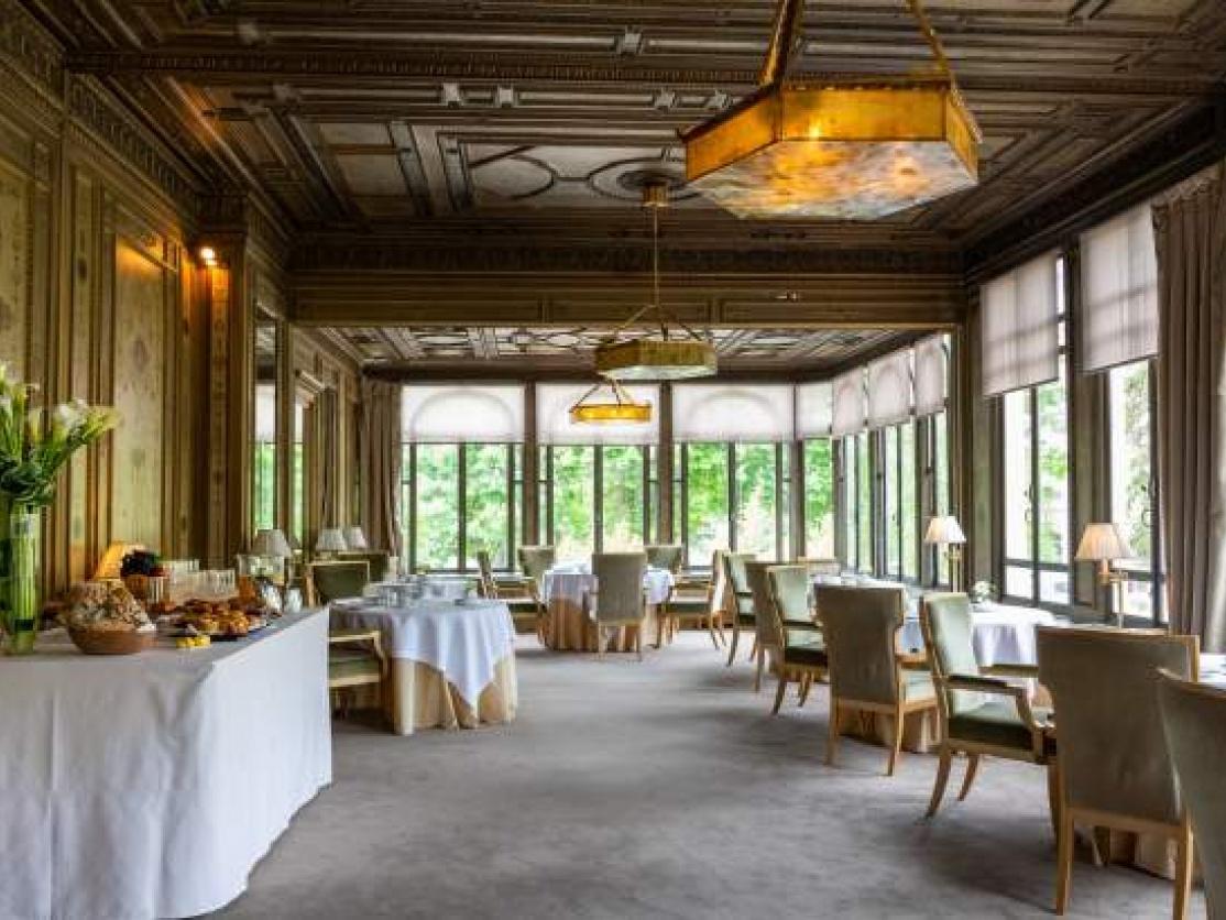 Alleno Paris au Pavillon Ledoyen Restaurant