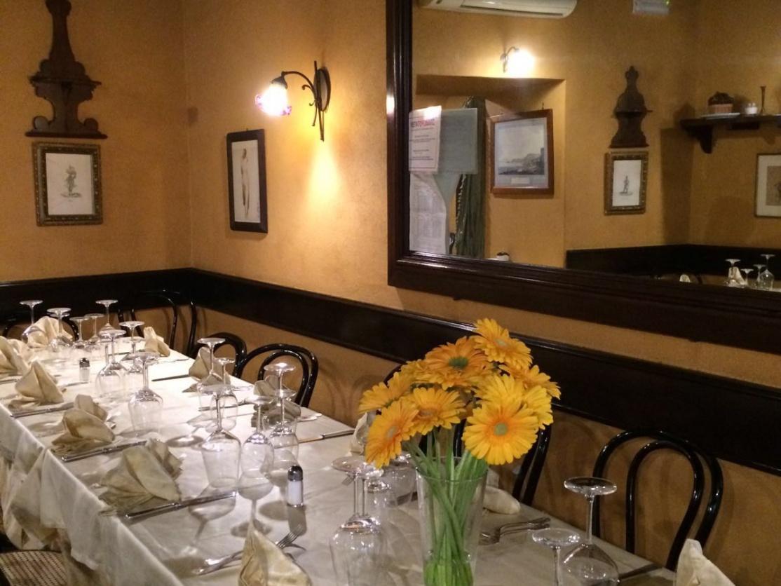Amici Miei Restaurant, Naples