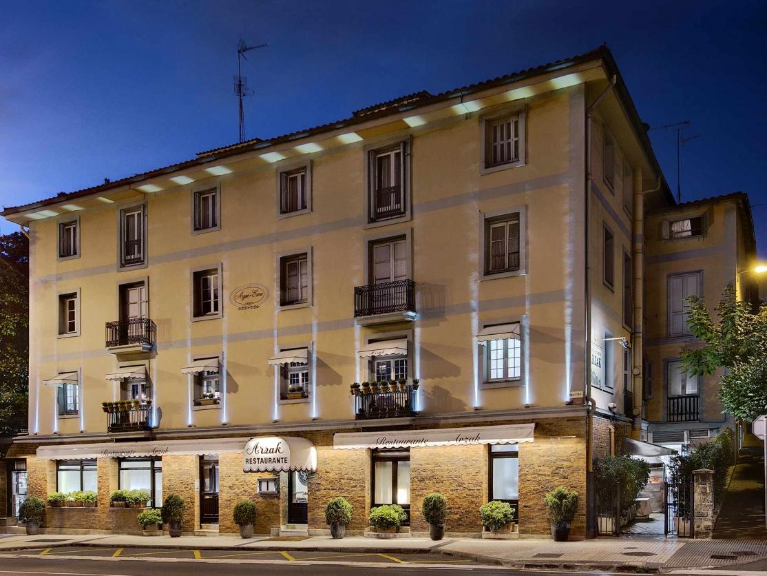 Arzak Restaurant, San Sebastian