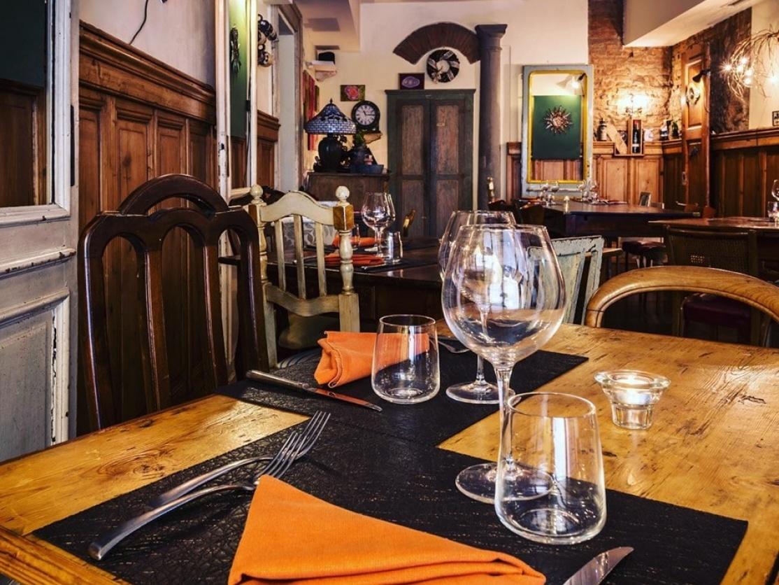 Baccarossa Restaurant, Florence