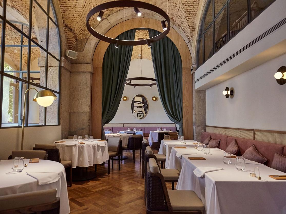 Belcanto Restaurant, Lisbon
