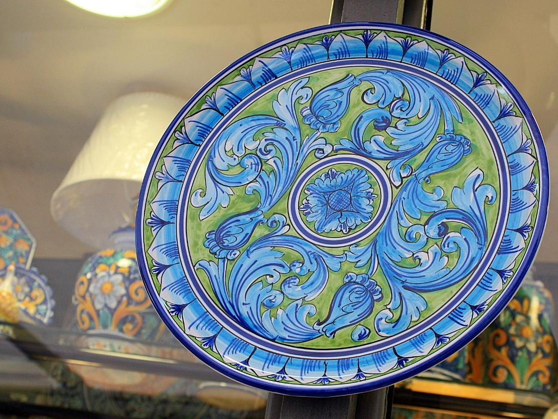 Ceramics From Amalfi Coast