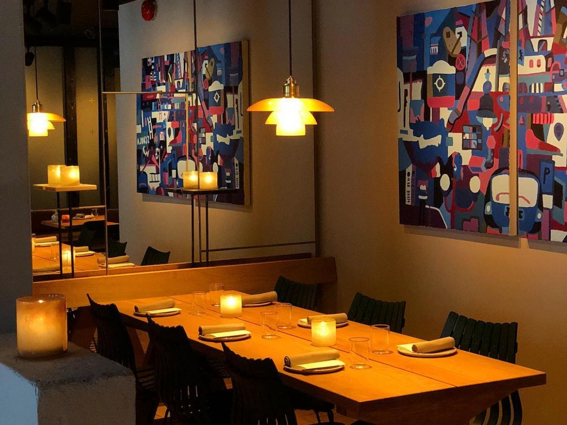 Einer Restaurant, Oslo