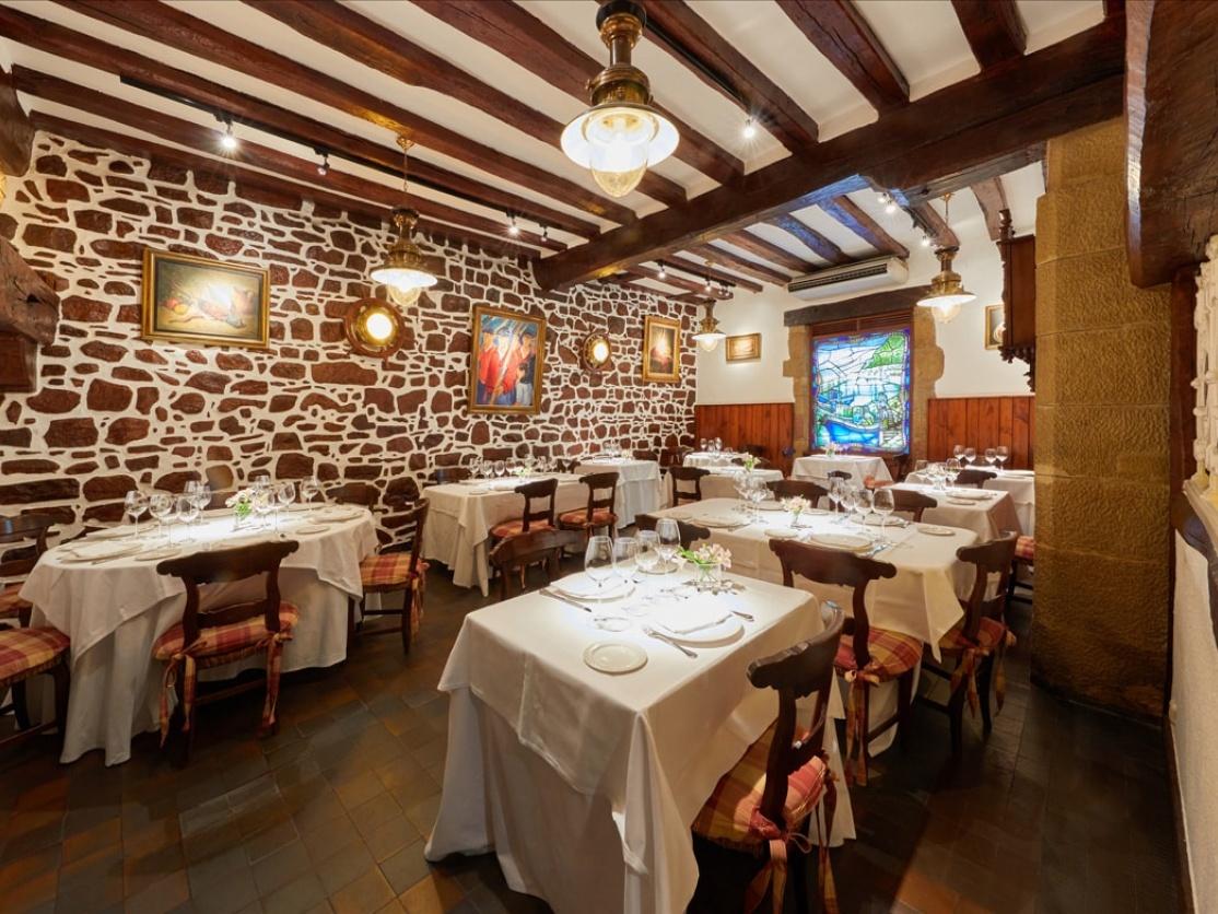 Juanito Kojua Restaurant, San Sebastian