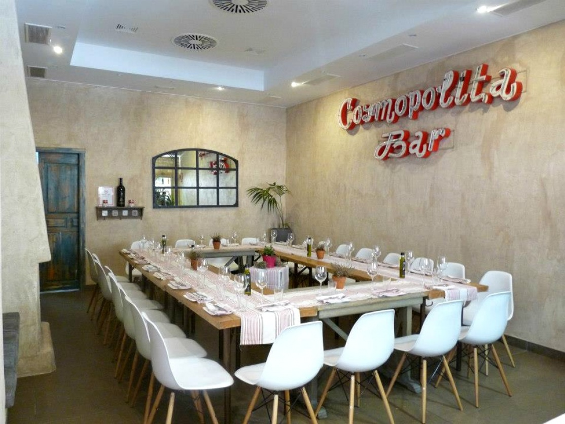 La Cosmopolita Restaurant, Malaga