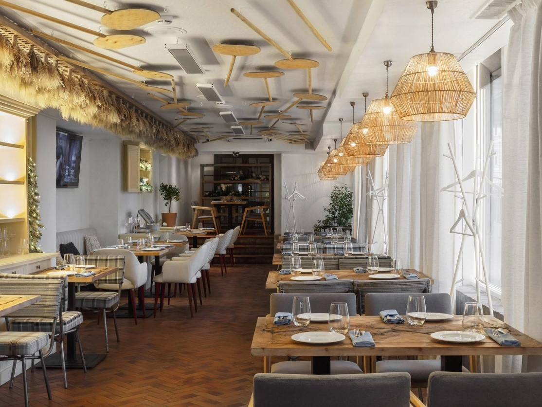 Mama Budet Rada Restaurant, Moscow