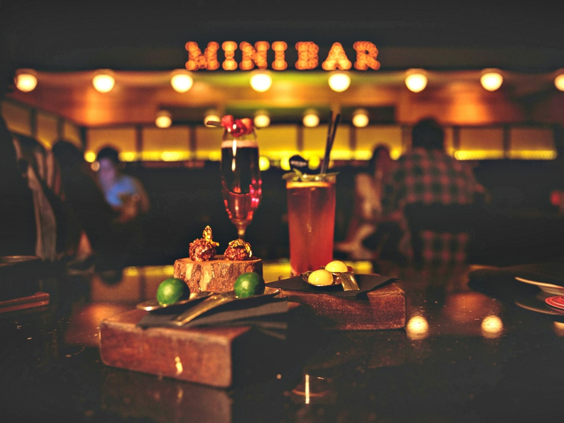Mini Bar Teatro Restaurant, Lisbon