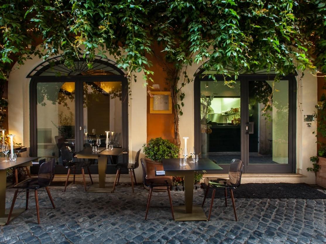 Per Me Giulio Terrinoni Restaurant, Rome