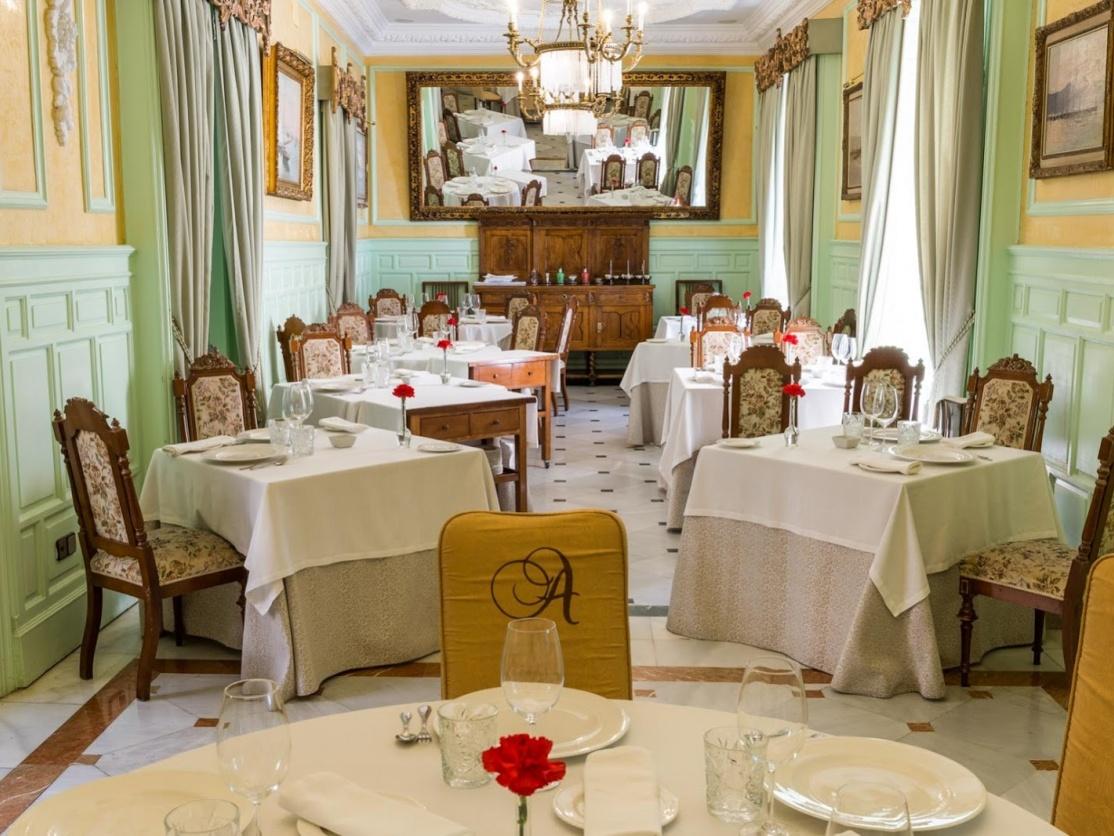 Taberna del Alabardero Restaurant