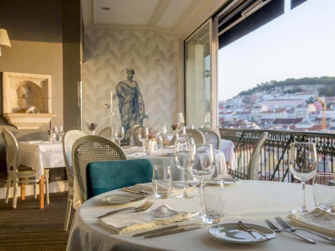 Tagide Restaurant, Lisbon