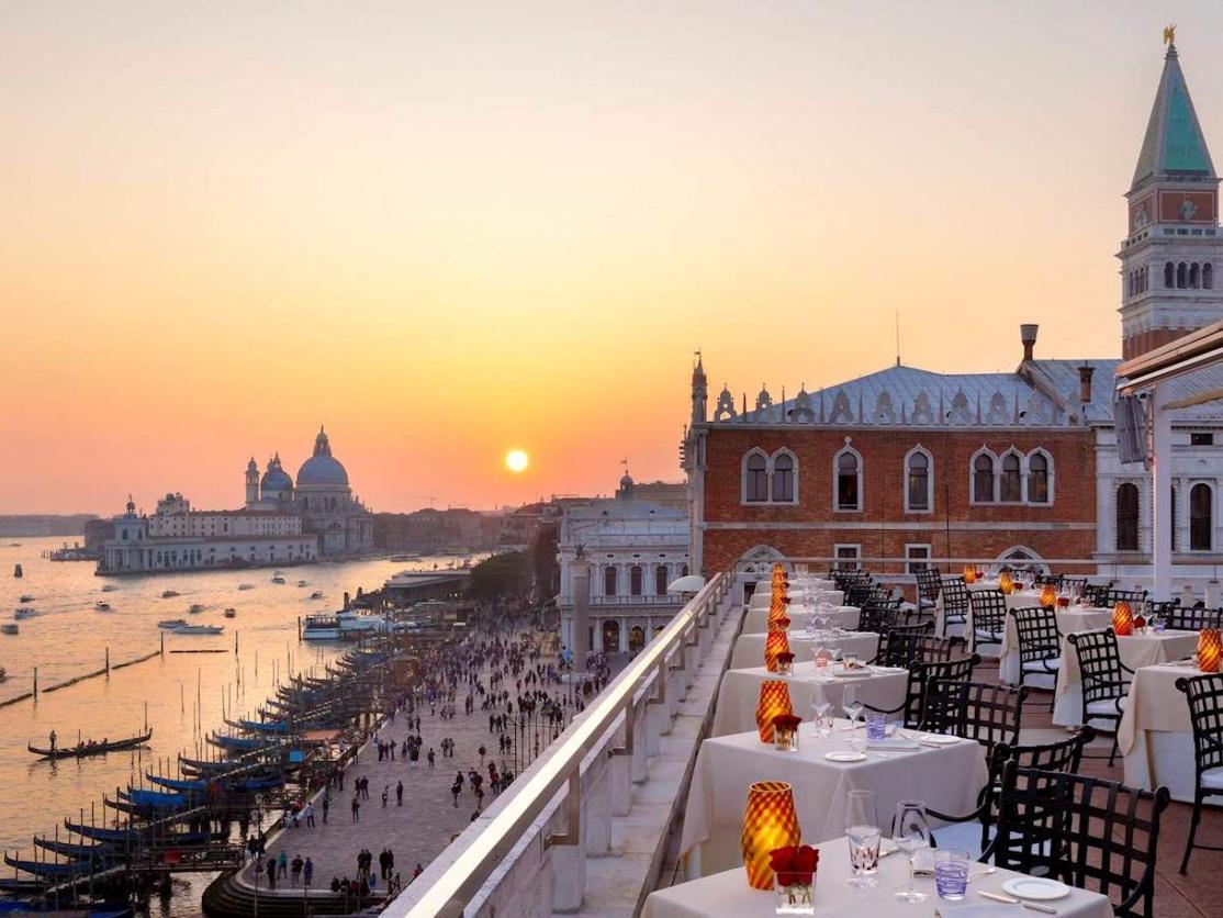 Terrazza Danieli, Venice