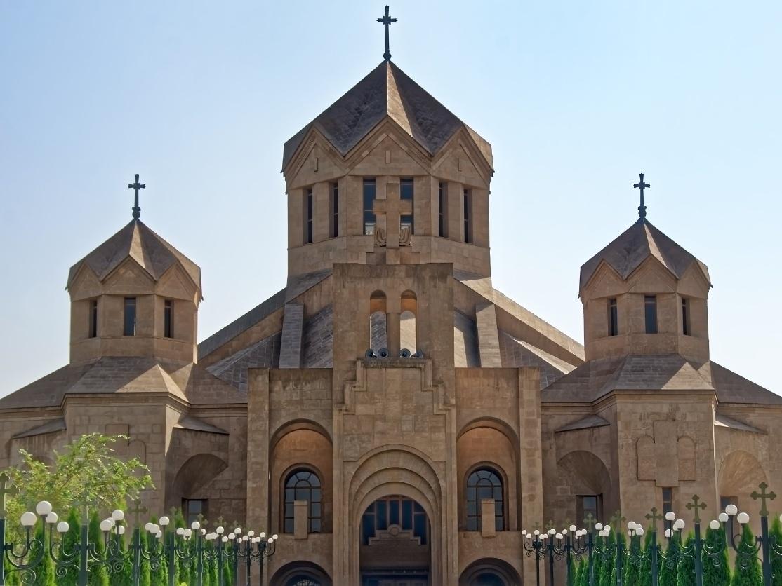 Armenian landmark