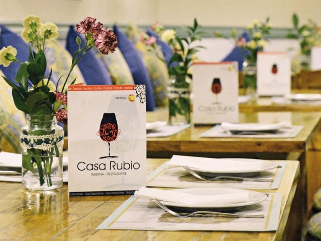 Casa Rubio Restaurant, Cordoba