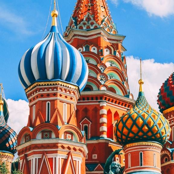 Russia, Eastern Europe