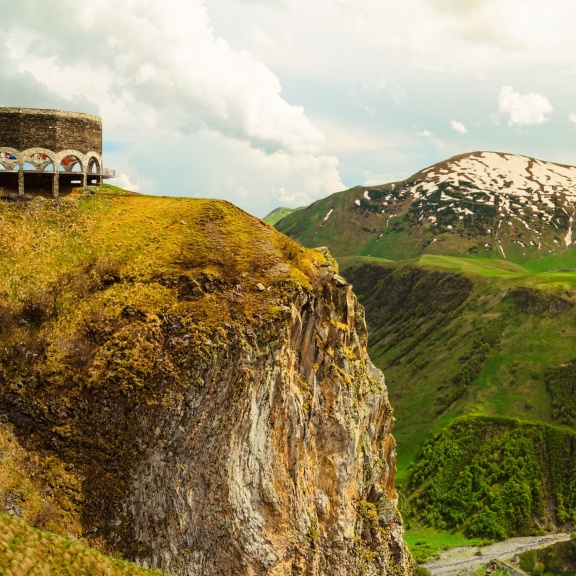 Caucasus Package Tours by Firebird