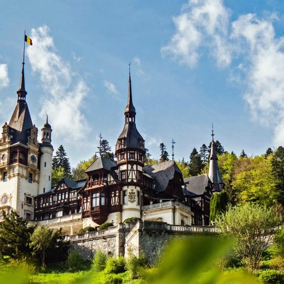 The historic heritage of Romania