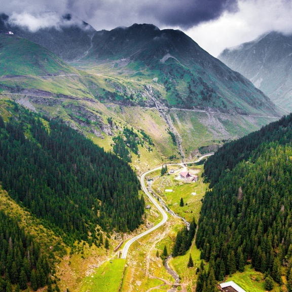 Romania Package Tours by Firebird