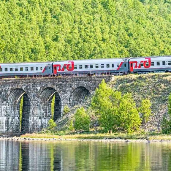 Trans-Siberian Rail Tours