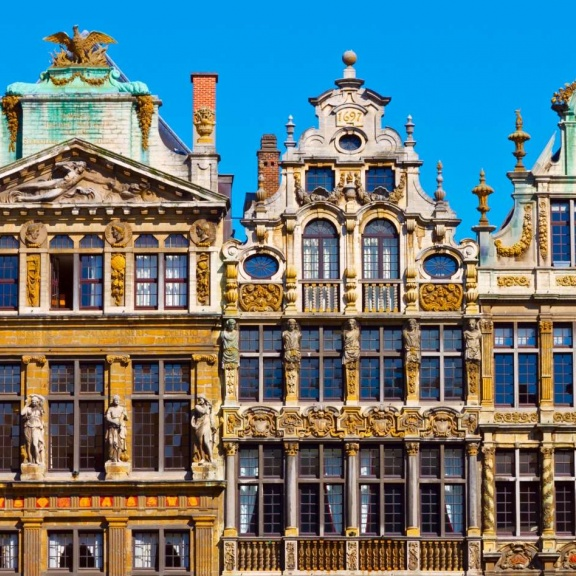 Private & Small Group Tours of Belgium
