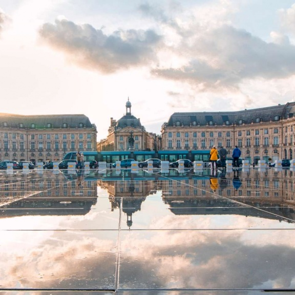 Bordeaux Package Tours by Firebird
